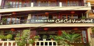 Khách sạn Cát Cát view Sapa - 3 Sao