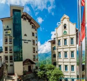 Khách sạn Bamboo Sapa - 3 Sao