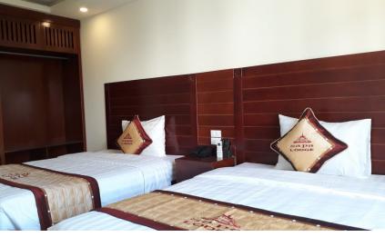Khách sạn Lodge new Sapa - 3 sao