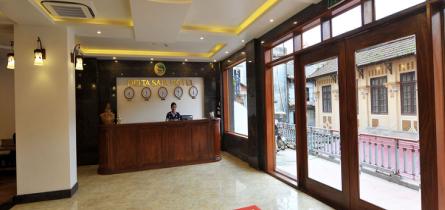 Khách sạn Delta Sapa - 3 Sao