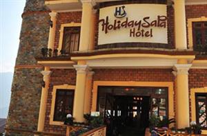 Khách sạn Holiday Sapa - 3 Sao