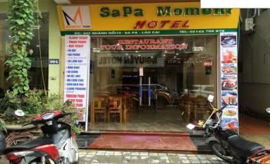 Khách sạn Moment Sapa 2 Sao