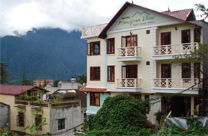 Khách sạn Fansipan view - 2 Sao