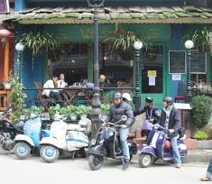 Nhà hàng Viet Emotion Sapa