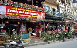 Nhà hàng Buffalo Bell Sapa