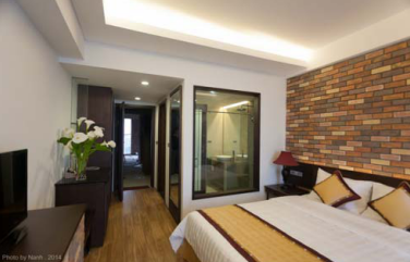 Khách sạn Amazing Sapa -  4 Sao